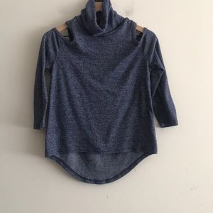 Proof Girl Turtle Neck Blouse Size XL